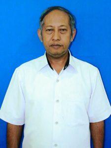 Budi Sutrisno, S.Pd Wakasek Bidang Sarpras