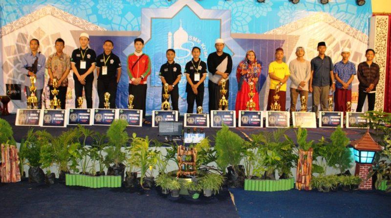 8_Juara Al-Banjari dan MTQ 2017 SMK Krian 1