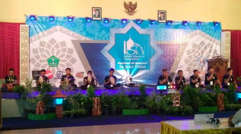 Feature Al-Banjari dan MTQ 2017 SMK Krian 1