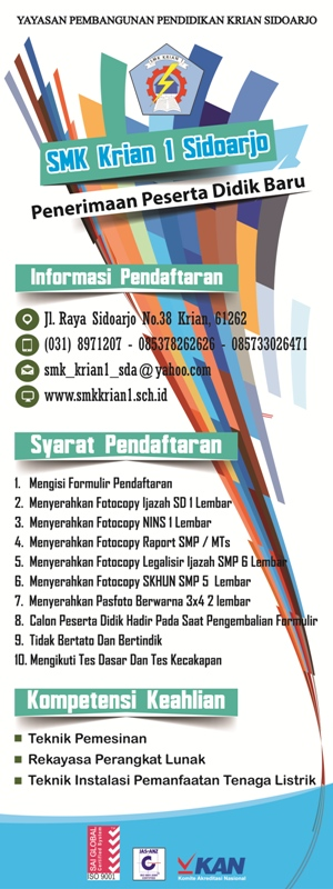PPDB SMK Krian 1