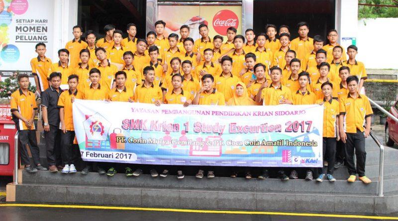 10_Studi Excursion 2017 SMK Krian 1 Hari Kedua