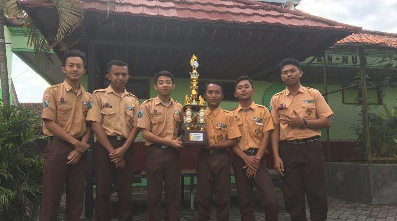 1_Banjari Juara I STIT PGRI Pasuruan