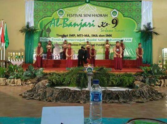 2_Banjari Juara I STIT PGRI Pasuruan