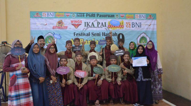 3_Banjari Juara I STIT PGRI Pasuruan