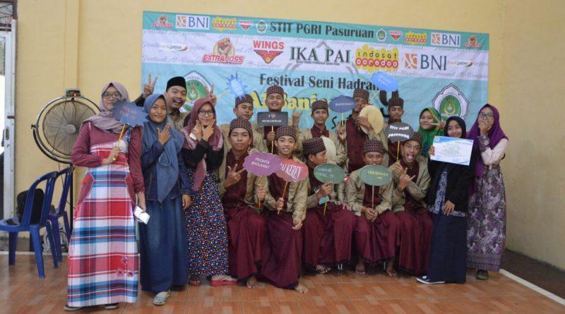 4_Banjari Juara I STIT PGRI Pasuruan