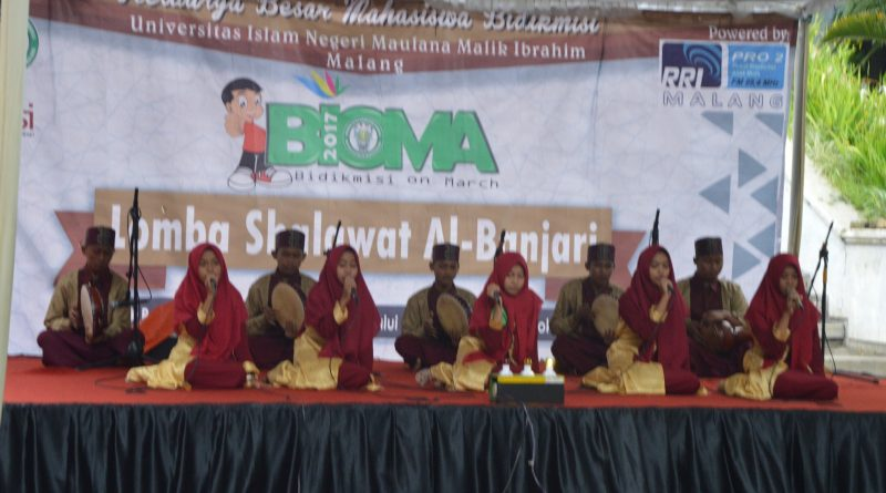 1_Al-Ligator Juara I Festival Banjari se-Jawa Bali UIN Malang