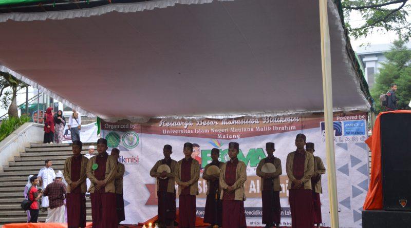 2_Al-Ligator Juara I Festival Banjari se-Jawa Bali UIN Malang