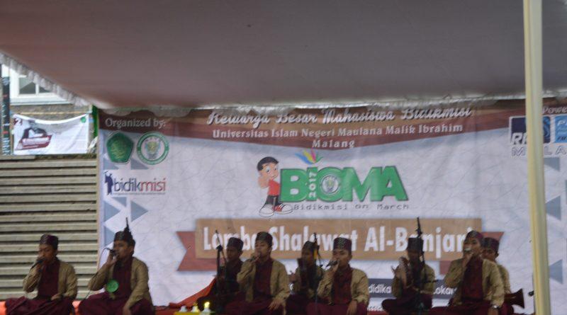 3_Al-Ligator Juara I Festival Banjari se-Jawa Bali UIN Malang