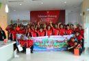 SE 2017 SMK Krian 1 Hari ke Delapan : PT. Corin Mulia Gemilang dan PT. Sinar Sosro