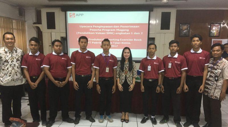 Vokasi SMK Krian 1 dengan PT. Tjiwi 2017 (2)