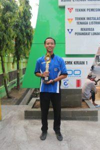 Galeri Juara LKS Kabupaten 2017 SMK Krian 1 (3)