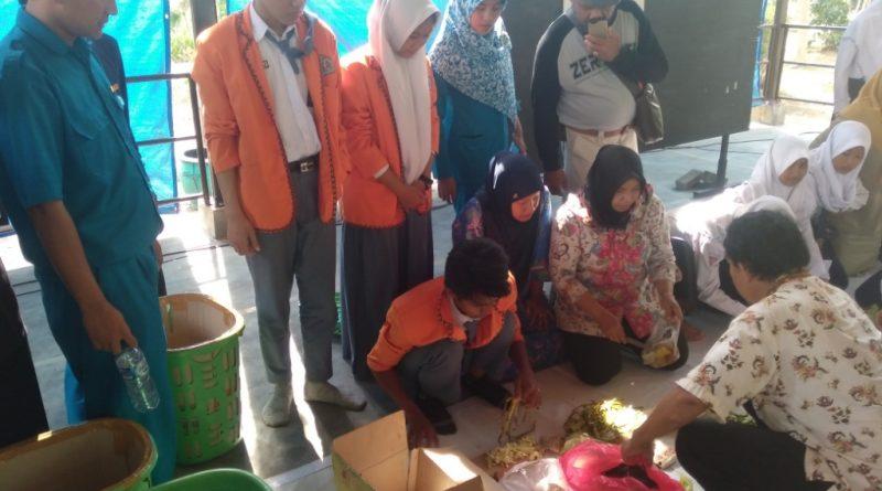 Pelatihan Kader Lingkungan SMK Krian 1 (18)