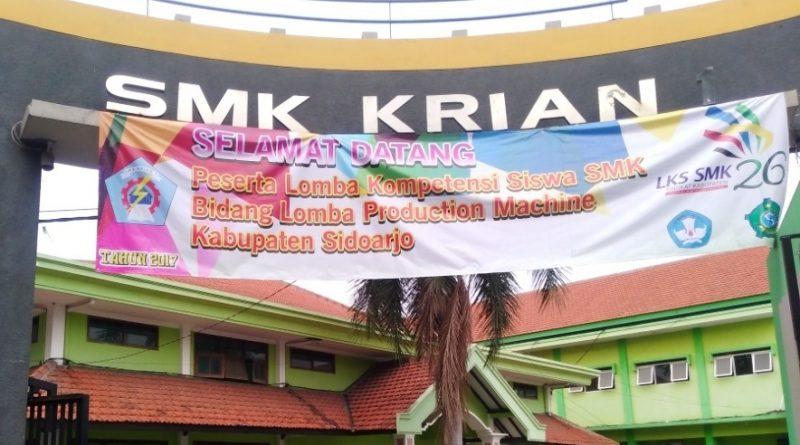 SMK Krian 1 Tuan Rumah LKS 2017 (8) - Header