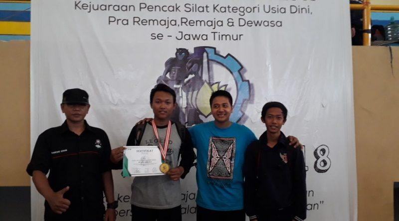Juara I Pencak Silat ITS CUP 2018