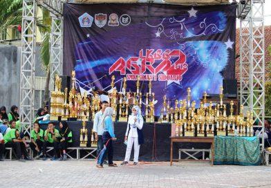 2nd AGRA 2018 SMK Krian 1 : Galeri dan Ekspresi Pemenang
