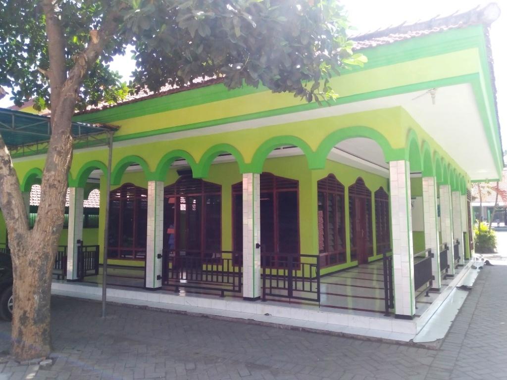 Masjid - SMK KRIAN 1