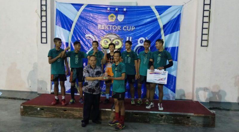 Juara I Rektor Cup UNTAG 2018 (6)