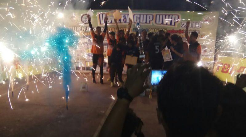 Juara I UWP Cup 2018 (3)