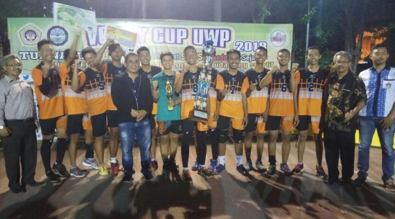 Juara I UWP Cup 2018 (4)