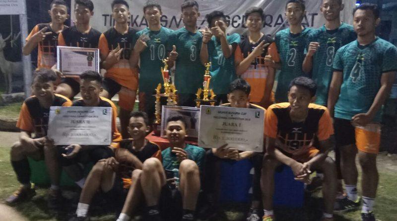 Juara I dan II UWKS Cup 2018 (4)