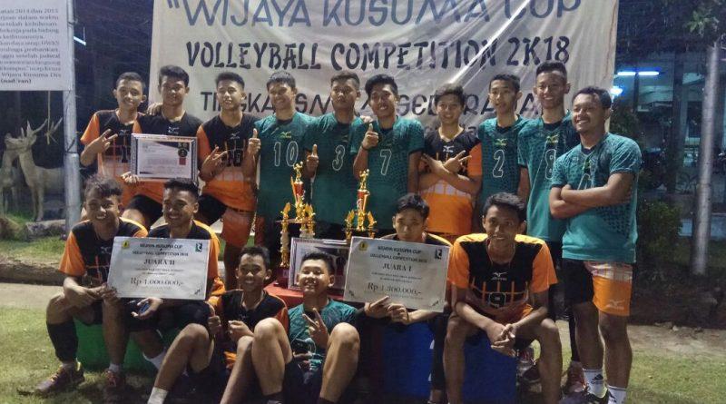 Juara I dan II UWKS Cup 2018 (5)
