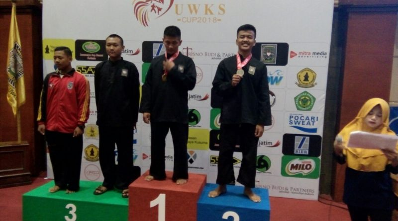 Pencak Silat Juara III UWKS Cup 2018