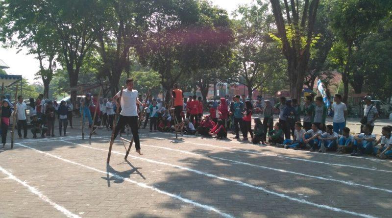 Juara II Egrang 2018 Sidoarjo (4)
