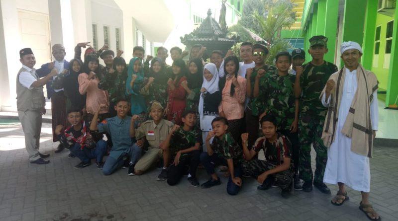 Ala Pejuang SMK Krian 1 (2)