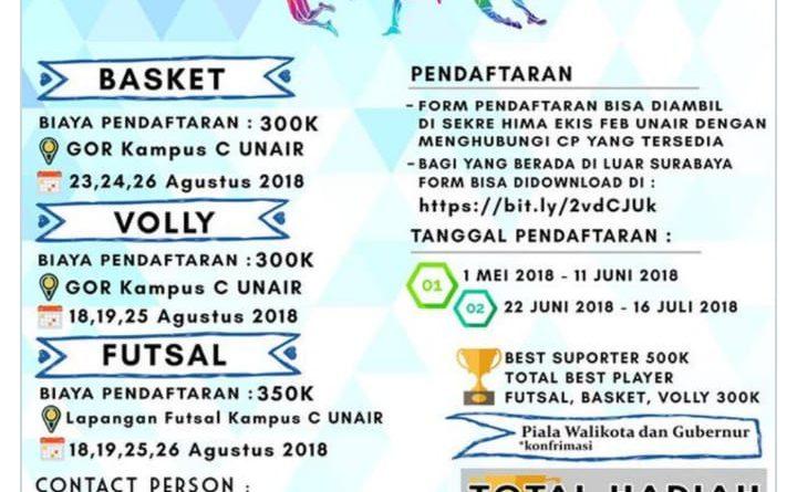 Juara 1 dan 2 EKIS CUP 2018 (5)