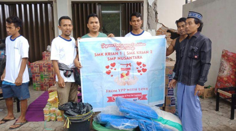 SMK Krian 1 Peduli Gempa Lombok (8)
