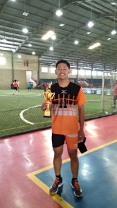 Juara I Dallas Olympic 2018 (3)