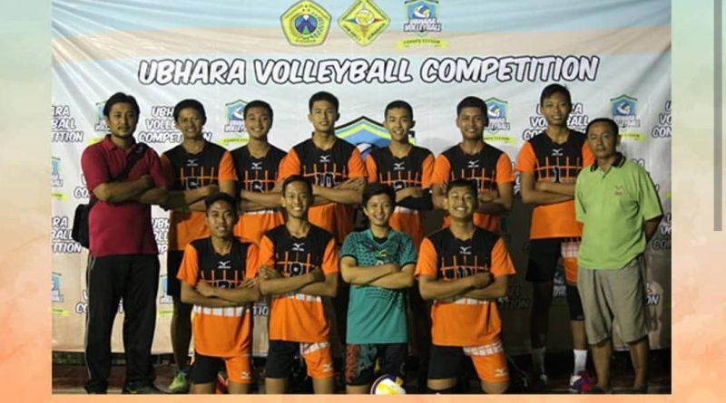 Juara I Voli Ubahara Cup 2018 (1)