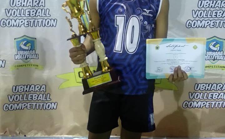 Juara I Voli Ubahara Cup 2018 (6)