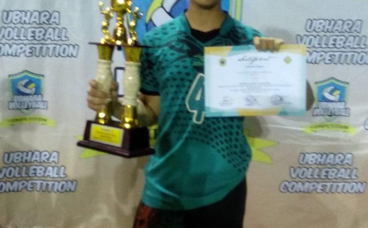 Juara I Voli Ubahara Cup 2018 (8)