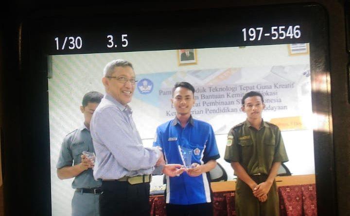 Juara II Nasional Teknologi Tepat Guna 2018 (2)