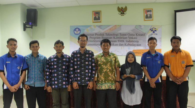 Juara II Nasional Teknologi Tepat Guna 2018 (8)