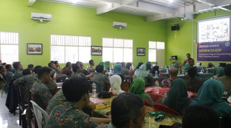 Workshop Tefa SMK Krian 1 (2)