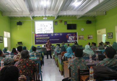 """Workshop Teaching Factory SMK Krian 1 : """"Langsung dari Ahlinya"""""""