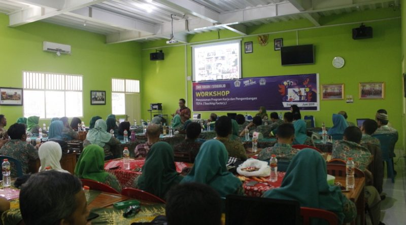 Workshop Tefa SMK Krian 1 (7)