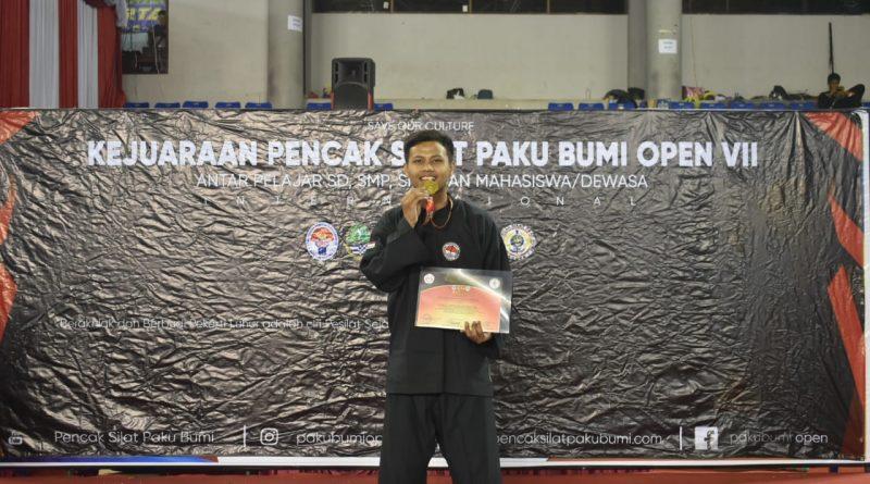 Pemenang Kejuaraan Paku Bumi Open VII
