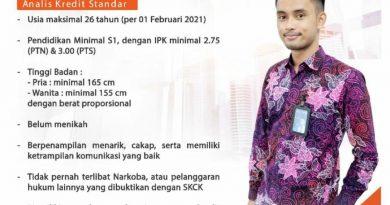 Lowongan Kerja : Bank Negara Indonesia (BNI)
