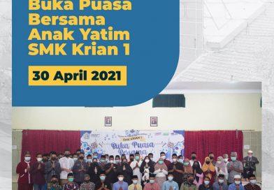 Buka Bersama Anak Yatim 2021, Ramadhan 1442 H